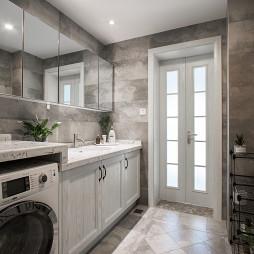 独墅苑美式卫浴设计图片