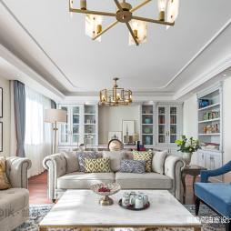 复式客厅沙发图