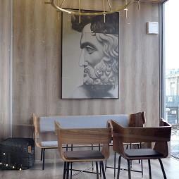 柰咖啡厅吊灯图片