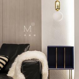 140㎡现代北欧客厅吊灯图