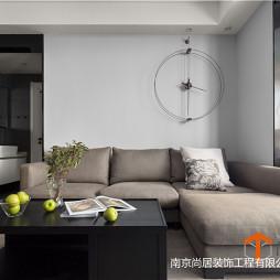 极简现代客厅沙发图