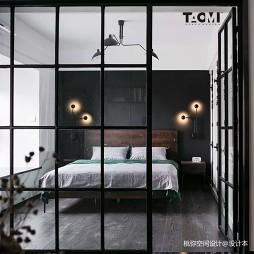 混搭风高级卧室设计图片