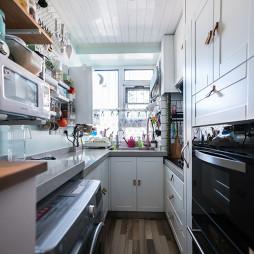 46平米小户型厨房设计图片