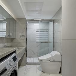 现代风大卫浴设计图片