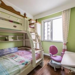 134㎡3居室简约风儿童房设计