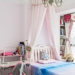 浓情美式儿童房设计图