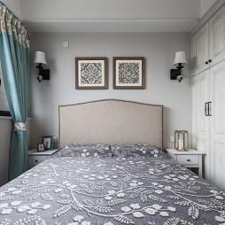浓情美式卧室设计