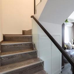 个性现代楼梯设计图