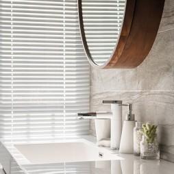 典型简洁北欧风洗手台设计