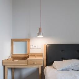 时尚北欧风卧室吊灯图片