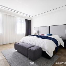 中西美宅主卧室设计图片