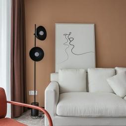 NARTURE现代风客厅装饰画图