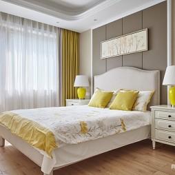 温馨自然现代次卧室设计