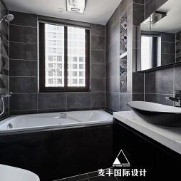 中粮天悦府 现代卫浴设计