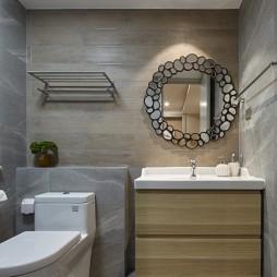 现代卫浴设计图片