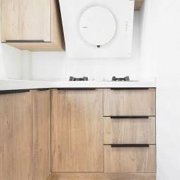 55㎡小户型厨房设计图