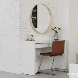 极简公寓梳妆台设计图