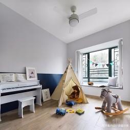 简约风儿童房设计