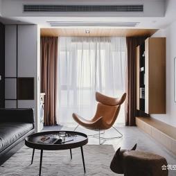 润慕.中南锦苑现代风客厅图片