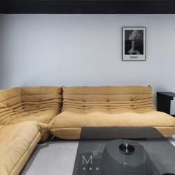 130㎡现代简约沙发图片