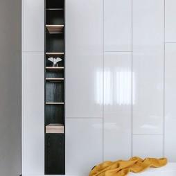 品质现代风卧室衣柜设计