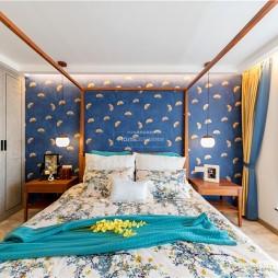 木质简约卧室设计图片