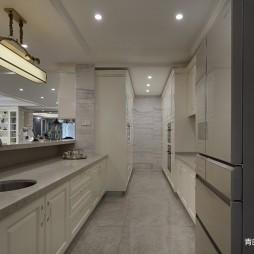 中式复式厨房橱柜设计