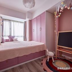 简单整洁美式儿童房设计