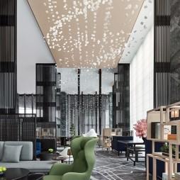 中法风韵中山保利艾美酒店吊饰设计