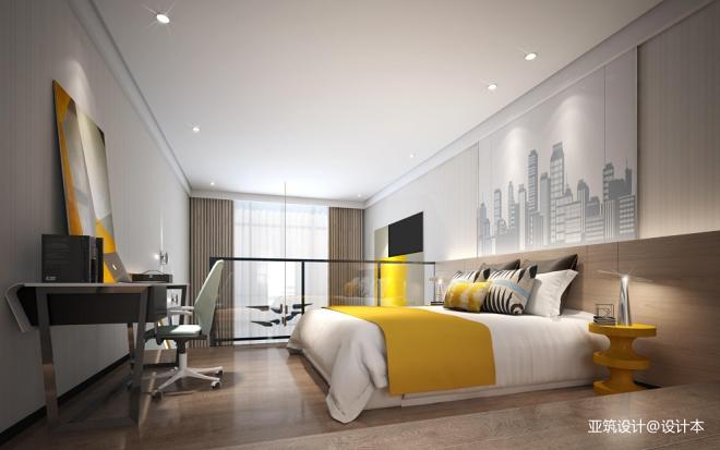 广州科学城科技企业公寓宿舍设计方案_