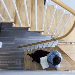 现代简约风楼梯设计