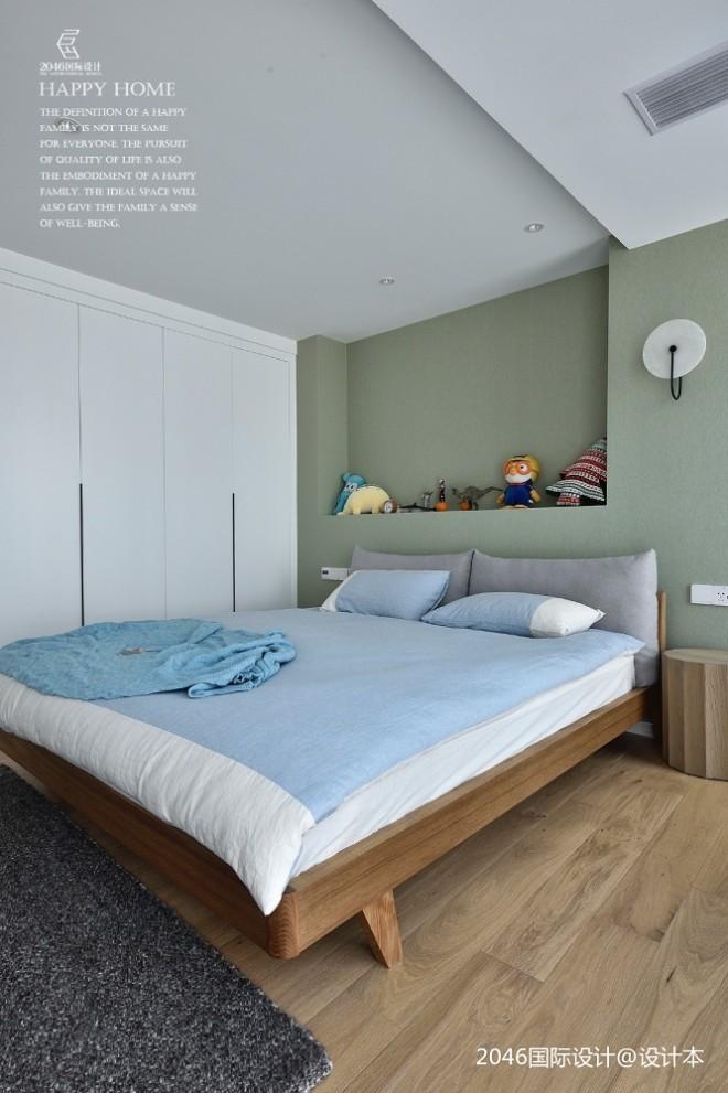 现代简约风儿童房设计图片