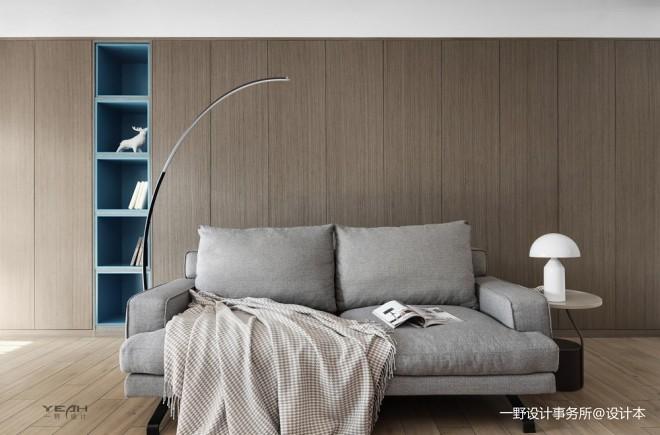 260m²|简约风客厅沙发图片