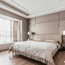 雅奢现代主卧室设计图片