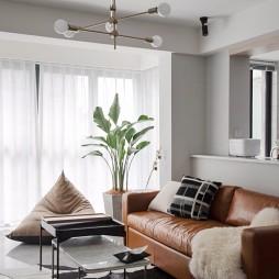 现代简约客厅吊灯图片
