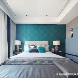 双联别墅卧室图片