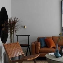 美式经典客厅沙发图片