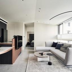 简洁现代客厅沙发图片