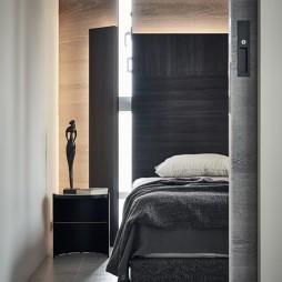 简洁现代卧室设计图