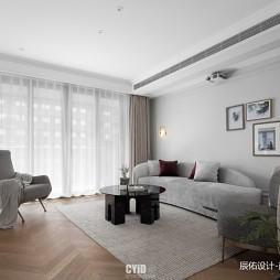【辰佑设计】客厅设计图片
