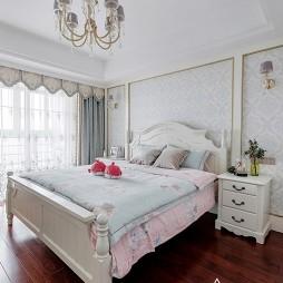 新中式次卧室设计图