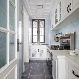 美式经典厨房设计图片