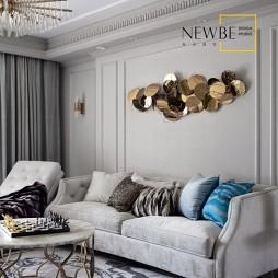 经典美式客厅沙发设计