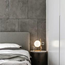 自然简约风卧室床头柜设计