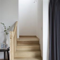 北欧极简楼梯设计