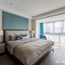 新中式 | 卧室设计图