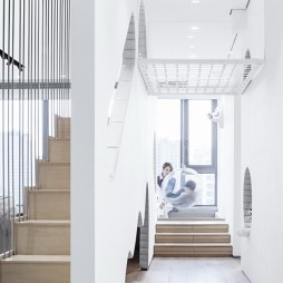 现代风楼梯设计图