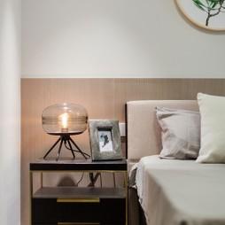 现代轻奢卧室床头柜设计
