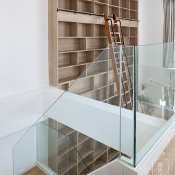 欧式豪华风楼梯设计图