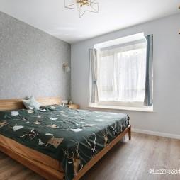 北欧极简卧室美图